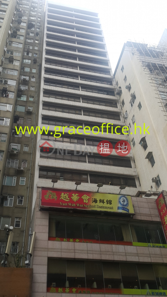 Causeway Bay-Chung Wai Commercial Building | Chung Wai Commercial Building 中威商業大廈 Rental Listings