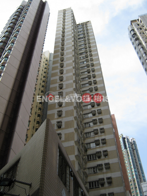 1 Bed Flat for Rent in Mid Levels West|Western DistrictFloral Tower(Floral Tower)Rental Listings (EVHK18620)_0