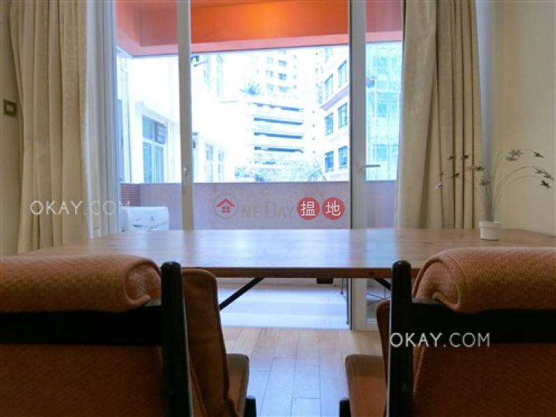 1房1廁,實用率高,連租約發售,露台《威勝大廈出租單位》-52羅便臣道 | 西區|香港-出租HK$ 25,000/ 月