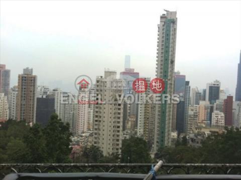 4 Bedroom Luxury Flat for Sale in Mid Levels - West|Hong Kong Garden(Hong Kong Garden)Sales Listings (EVHK41515)_0