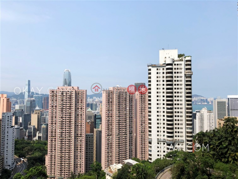 Property Search Hong Kong | OneDay | Residential Rental Listings Luxurious 3 bedroom with harbour views, balcony | Rental