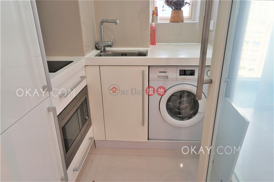 Lovely 1 bedroom on high floor with balcony | Rental | 38 Conduit Road | Western District | Hong Kong | Rental HK$ 27,000/ month