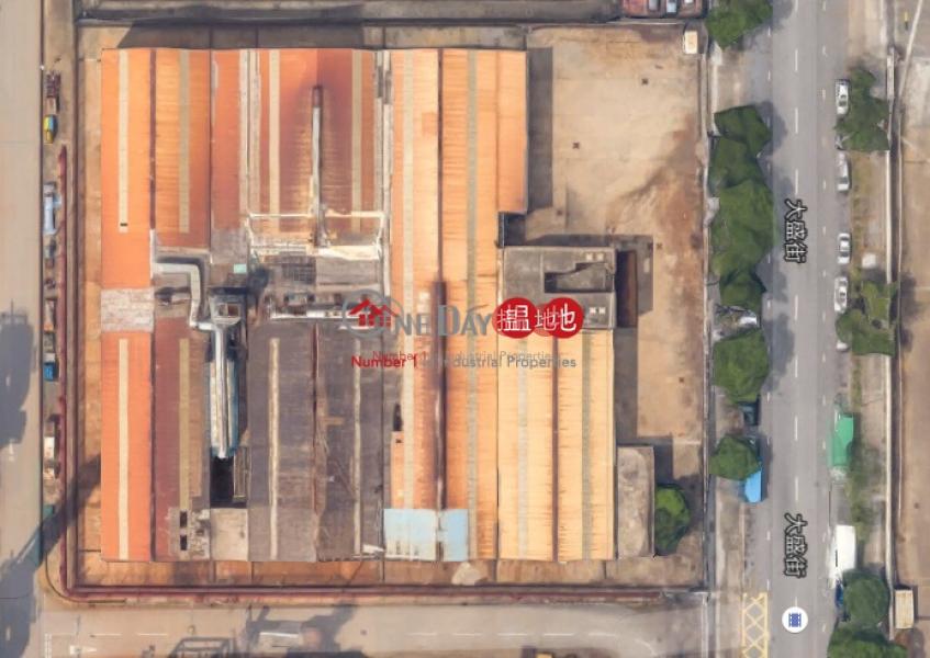 Universal, 21 Dai Fu Street | Tai Po District, Hong Kong, Sales HK$ 200M