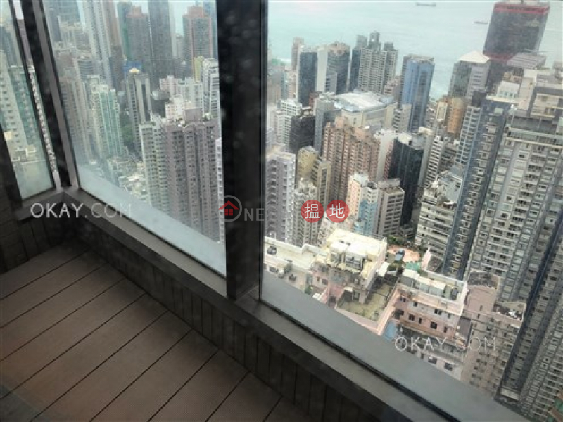 Lovely 2 bed on high floor with harbour views & balcony | For Sale, 100 Caine Road | Western District Hong Kong, Sales HK$ 24.8M