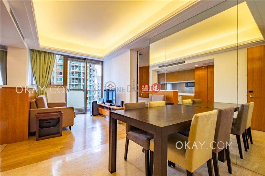 Charming 1 bedroom on high floor with balcony | Rental | GardenEast 皇后大道東222號 Rental Listings