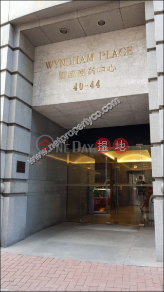HK$ 44,000/ month | Wyndham Place Central District, Office for Rent in Central