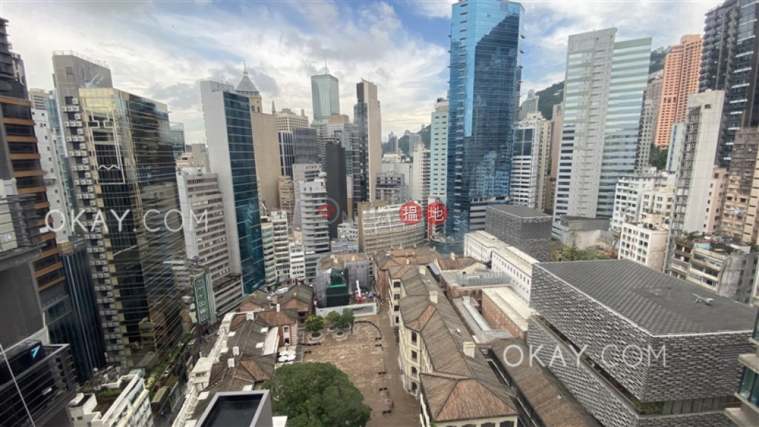 HK$ 9.6M, Lilian Court | Central District Intimate 1 bedroom on high floor with rooftop & balcony | For Sale