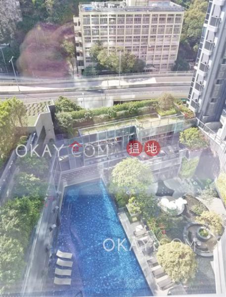 Intimate 2 bedroom with balcony | Rental, Lime Gala Block 1A 形薈1A座 Rental Listings | Eastern District (OKAY-R370820)