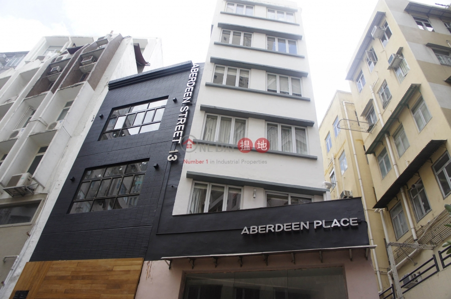 13 Aberdeen Street (13 Aberdeen Street) Soho|搵地(OneDay)(1)