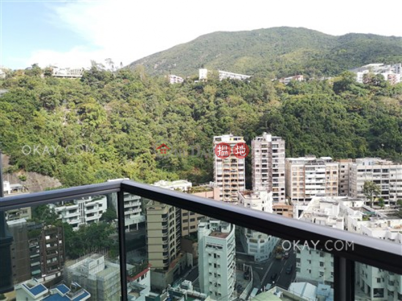 HK$ 25,500/ month | 8 Mui Hing Street Wan Chai District Tasteful 1 bedroom on high floor with balcony | Rental