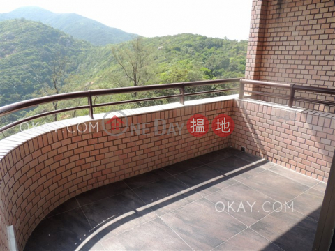 Rare 3 bedroom with balcony & parking | Rental|Parkview Terrace Hong Kong Parkview(Parkview Terrace Hong Kong Parkview)Rental Listings (OKAY-R23492)_0