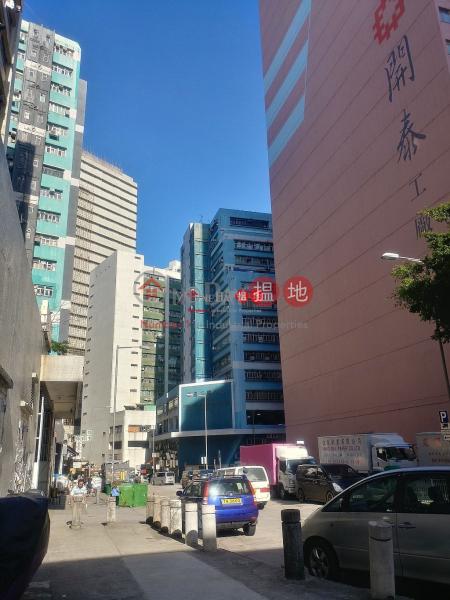 冷氣半倉寫 屯門鴻昌工業中心(Hung Cheong Industrial Centre)出租樓盤 (tuenm-06091)