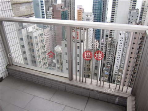 Rare 3 bedroom with balcony | For Sale|Cheung ChauGreenery Crest, Block 2(Greenery Crest, Block 2)Sales Listings (OKAY-S74712)_0