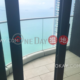 Lovely 3 bedroom with balcony & parking | Rental
