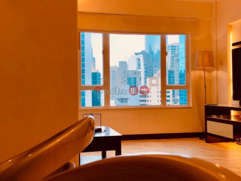 IFC view, walking distance to Central, flat for rent Central Mid-levels, 21-23 Caine Road | Central District Hong Kong, Rental | HK$ 27,000/ month
