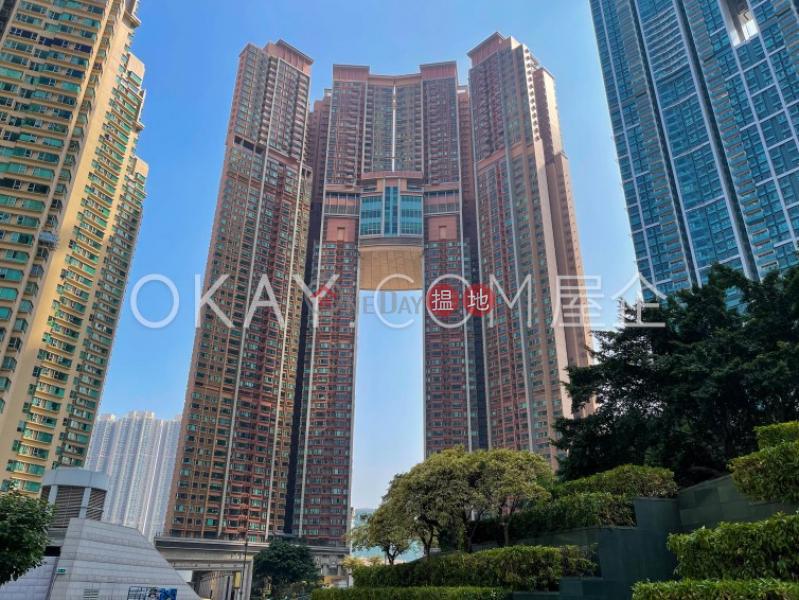HK$ 70,000/ 月 凱旋門觀星閣(2座)油尖旺 4房2廁,極高層,星級會所,露台凱旋門觀星閣(2座)出租單位
