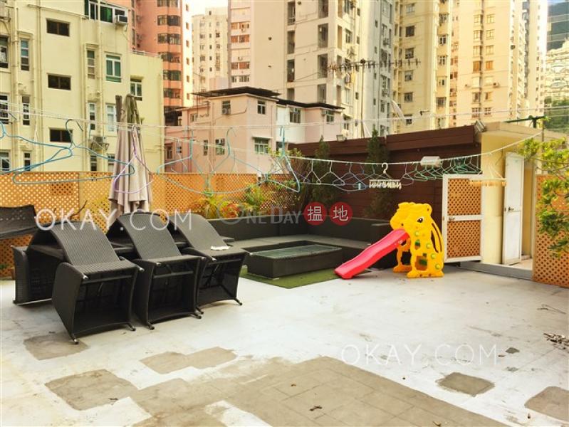 Unique 2 bedroom with rooftop | Rental, 15-17 Village Terrace | Wan Chai District, Hong Kong | Rental | HK$ 45,000/ month