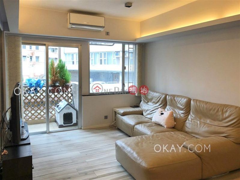 Efficient 3 bedroom with balcony & parking   For Sale   Village Tower 山村大廈 Sales Listings