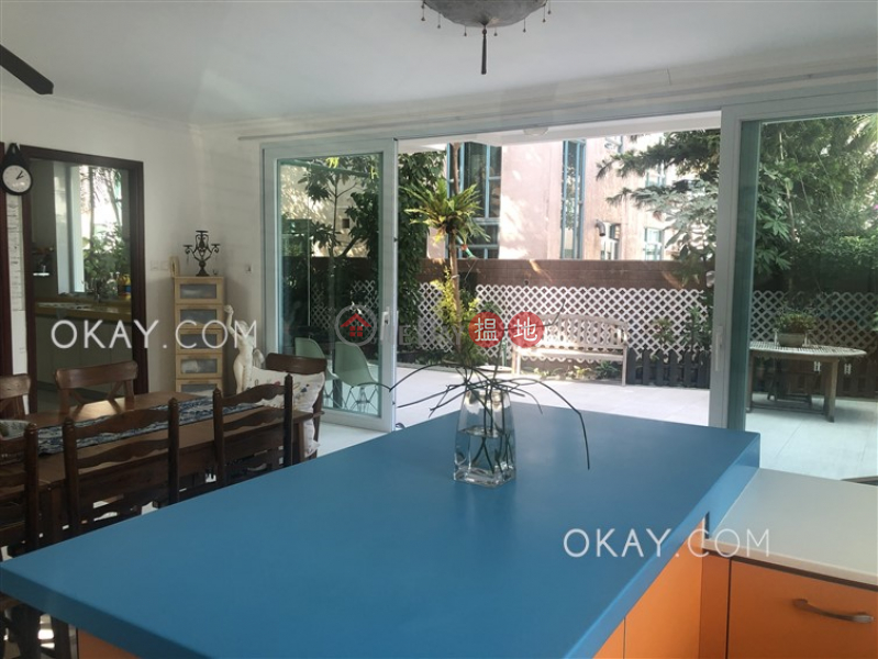 HK$ 23.88M   Mau Po Village Sai Kung Tasteful house with sea views, rooftop & terrace   For Sale