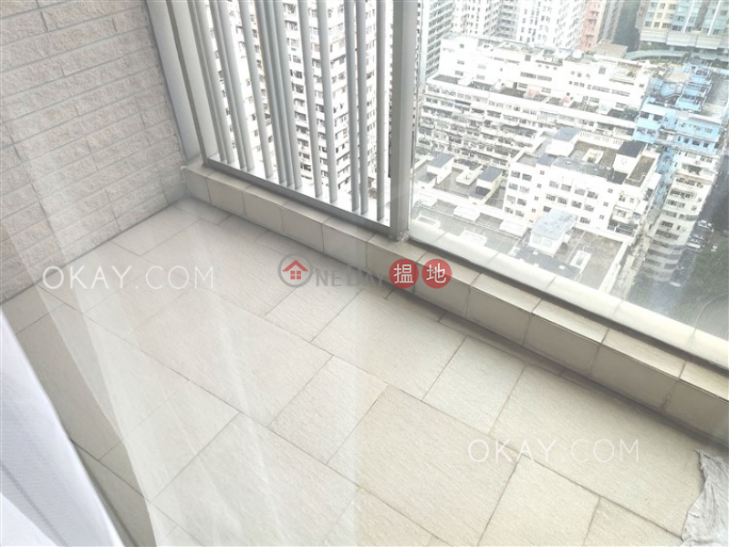 Nicely kept 2 bedroom with balcony   For Sale 28 Ming Yuen Western Street   Eastern District   Hong Kong   Sales   HK$ 12M