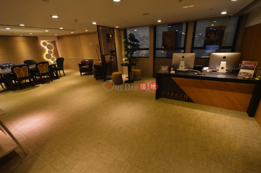 CWB Private Office@ Co Work Mau I (3-4 ppl) $12,000/month | Eton Tower 裕景商業中心 Rental Listings