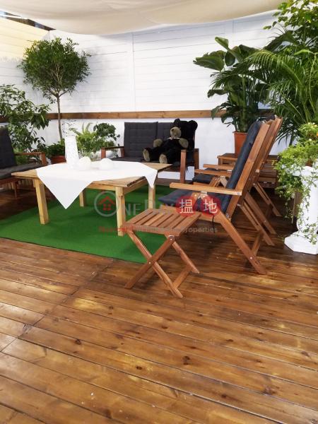 Ka on bldg with terrace garden 50k, Ka On Building 嘉安大廈 Rental Listings   Western District (WINNI-1005702149)