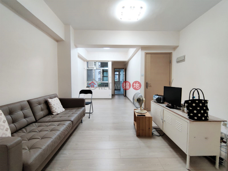 **Newly Renovated**High Efficiency with Good Floor Plan**a few mins walk to Sheung Wan MTR station** | 370-372 Queen\'s Road Central 皇后大道中 370-372 號 Sales Listings