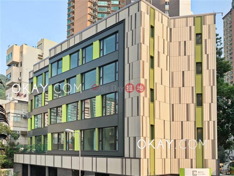 Gorgeous 3 bedroom with parking | Rental, C.C. Lodge 優悠台 Rental Listings | Wan Chai District (OKAY-R28319)