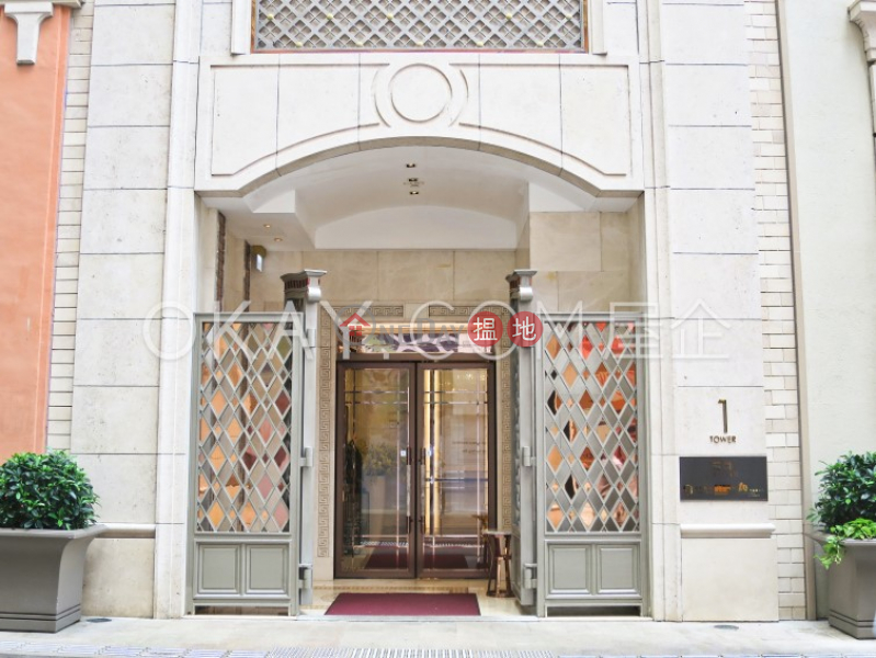 Property Search Hong Kong   OneDay   Residential   Sales Listings Stylish 1 bedroom on high floor with balcony   For Sale