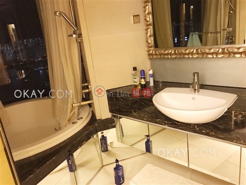 Property Search Hong Kong | OneDay | Residential, Rental Listings, Luxurious 3 bed on high floor with sea views & balcony | Rental