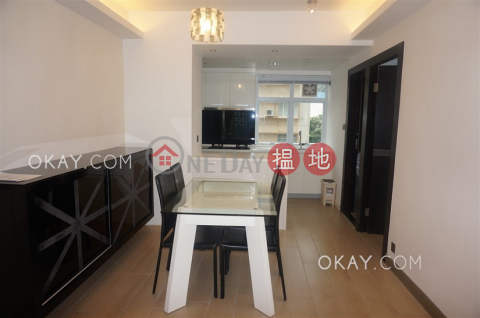Tasteful 2 bedroom on high floor with parking | For Sale|Shan Kwong Tower(Shan Kwong Tower)Sales Listings (OKAY-S73460)_0