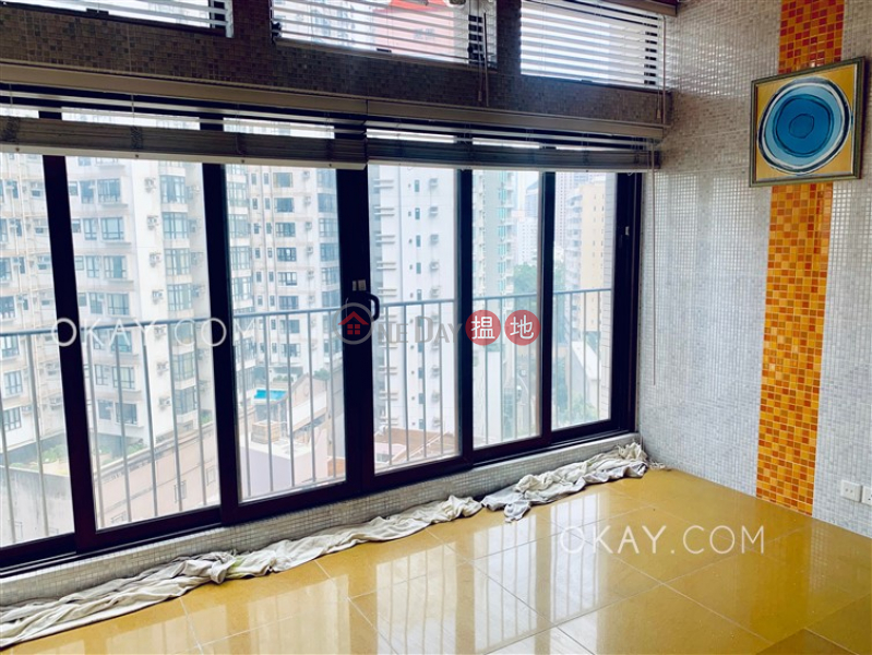 Stylish 2 bedroom with balcony & parking | Rental 17-25 Conduit Road | Western District Hong Kong | Rental | HK$ 75,000/ month