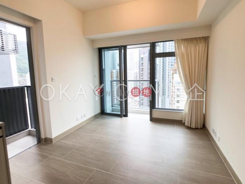 0房1廁,極高層,露台形薈2座出售單位-393筲箕灣道   東區-香港出售-HK$ 850萬