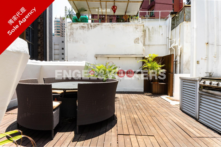 1 Bed Flat for Rent in Mid Levels West 4 Princes Terrace | Western District, Hong Kong, Rental | HK$ 37,000/ month