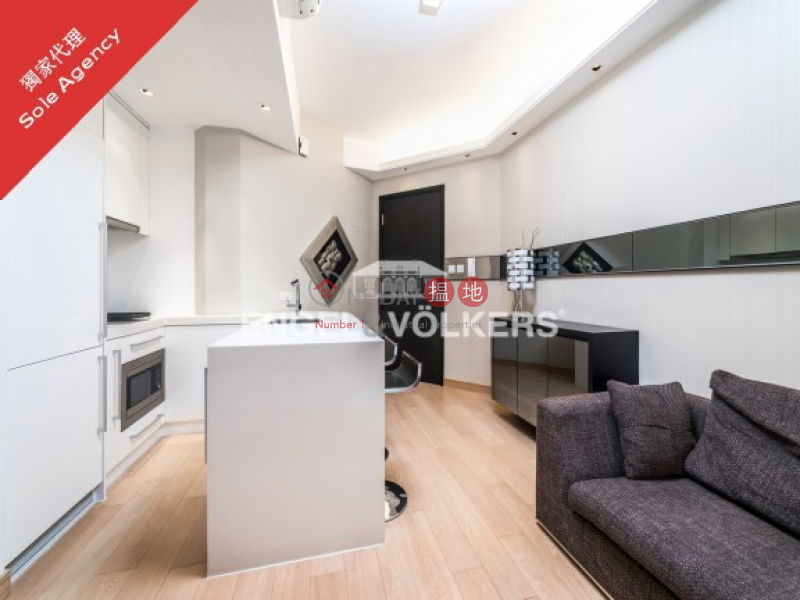 Modern Fully Furnished Apartment in Icon, 38 Conduit Road | Central District Hong Kong Sales HK$ 11.8M