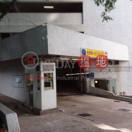 Hong Kong Garden Multi-Storey Car Park (Behind Block 25-28)|豪景花園多層停車場