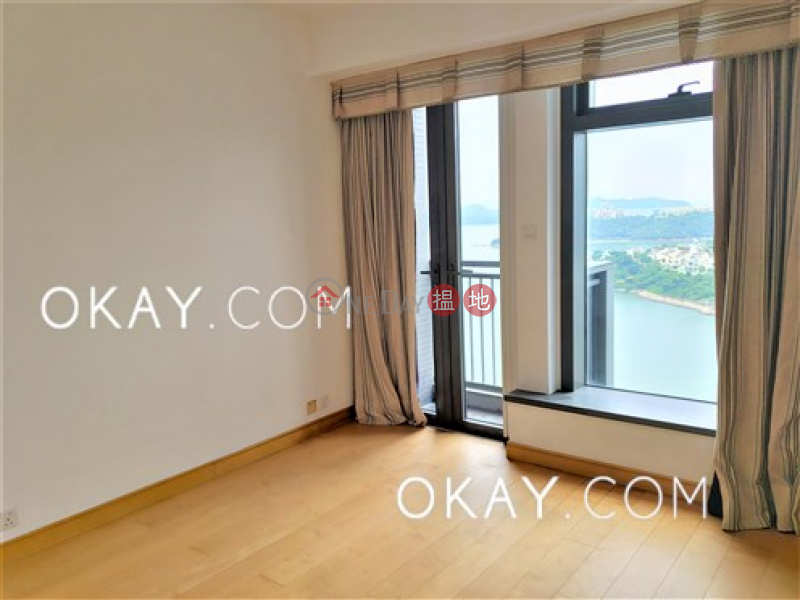 Rare 3 bedroom on high floor with sea views & balcony | Rental | Discovery Bay, Phase 14 Amalfi, Amalfi Three 愉景灣 14期 津堤 津堤3座 Rental Listings