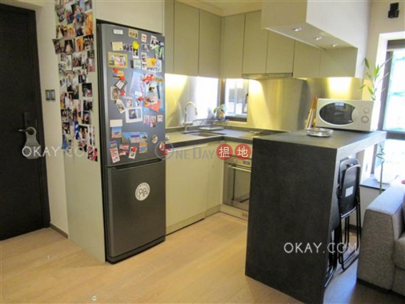 HK$ 8.3M, Hongway Garden Block B Western District Generous 1 bedroom on high floor   For Sale