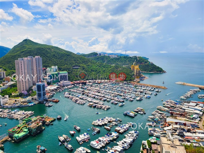 Gorgeous 3 bedroom on high floor with rooftop | Rental | 3 Ap Lei Chau Drive | Southern District, Hong Kong Rental, HK$ 45,000/ month