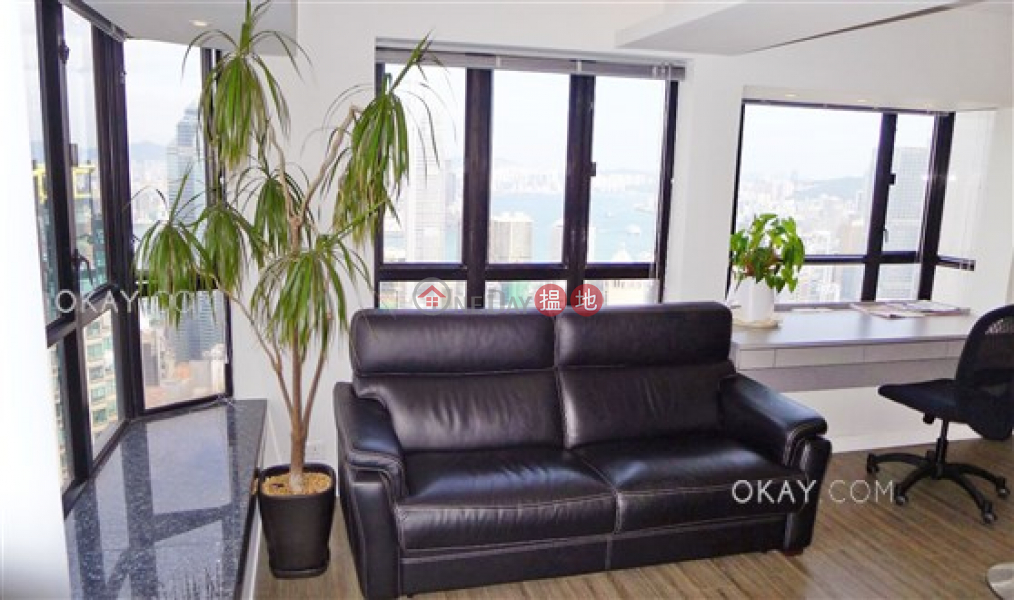 Rare 1 bedroom on high floor with rooftop | For Sale | 22 Conduit Road | Western District | Hong Kong | Sales HK$ 18.8M