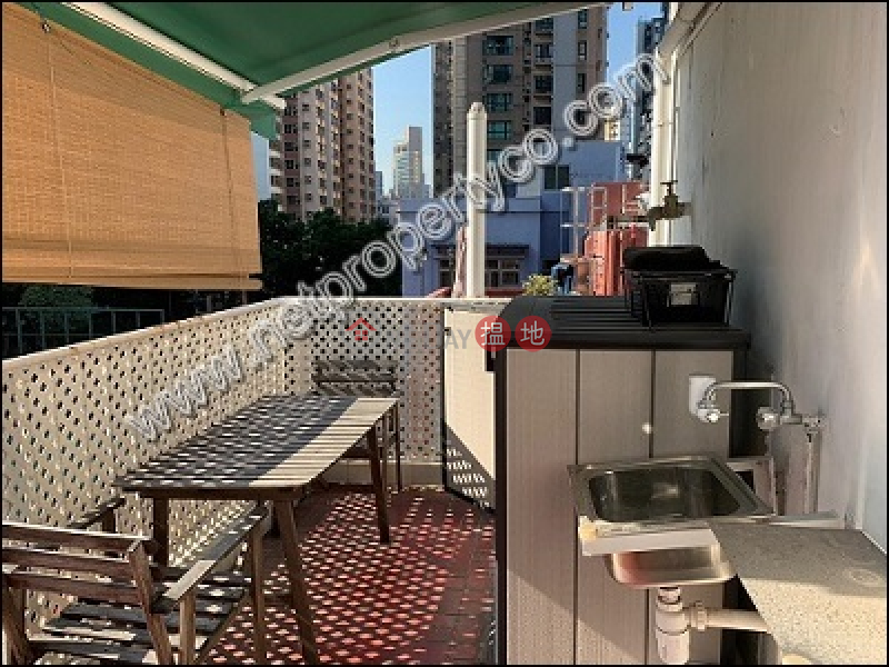 Property Search Hong Kong | OneDay | Residential | Rental Listings | Unit with Rooftop for Rent in Mid-Levels Central