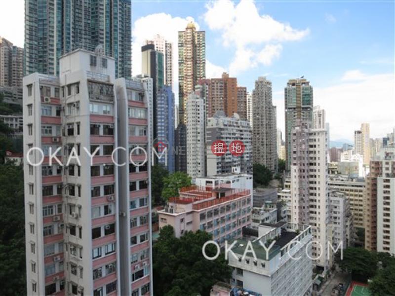 3房2廁,可養寵物,連租約發售,露台《翠麗軒出售單位》3居賢坊 | 中區香港|出售|HK$ 1,800萬