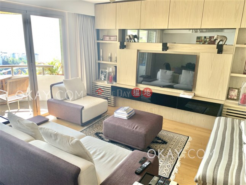 Exquisite 2 bedroom with sea views, balcony | For Sale | Greenery Garden 怡林閣A-D座 Sales Listings