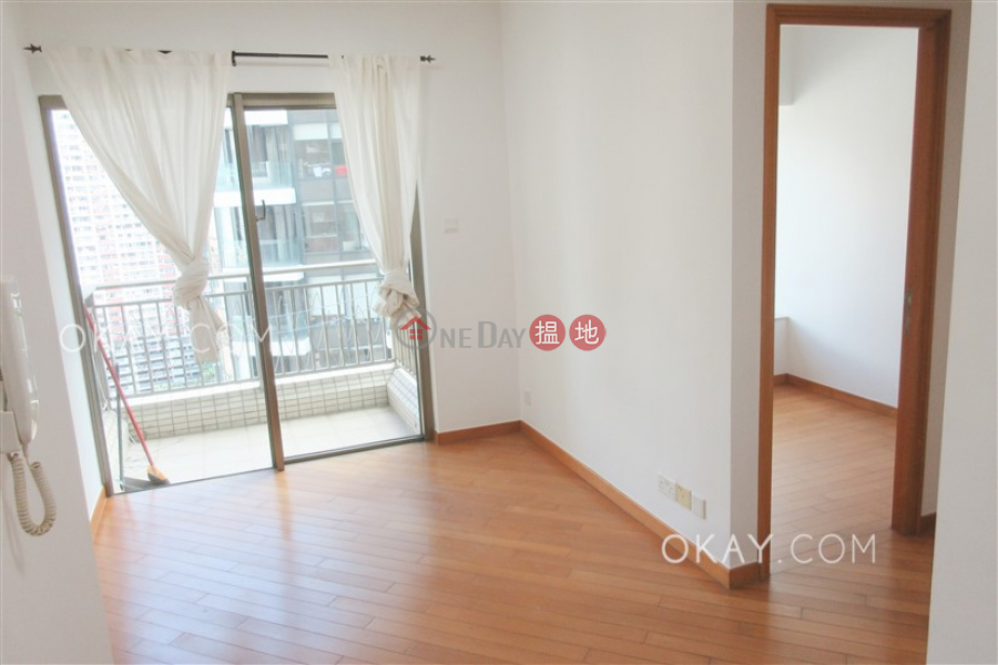 HK$ 25,000/ month The Zenith Phase 1, Block 2, Wan Chai District   Unique 2 bedroom on high floor with balcony   Rental
