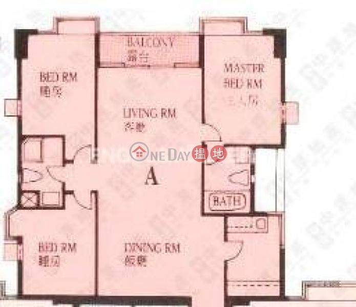 寶馬山三房兩廳筍盤出租 住宅單位 寶馬山花園(Pacific Palisades)出租樓盤 (EVHK91319)