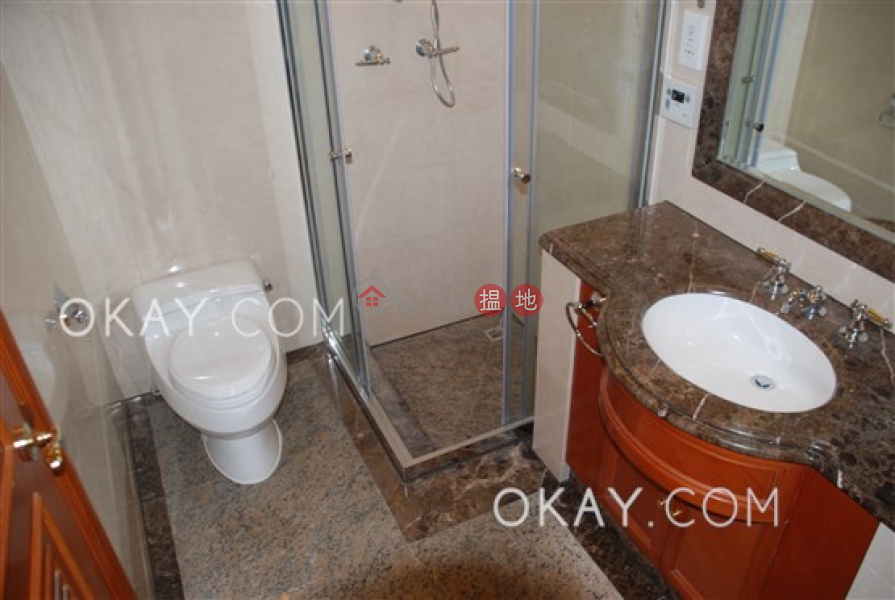 HK$ 78,000/ month Chelsea Court, Central District Unique 2 bedroom on high floor with sea views & parking   Rental