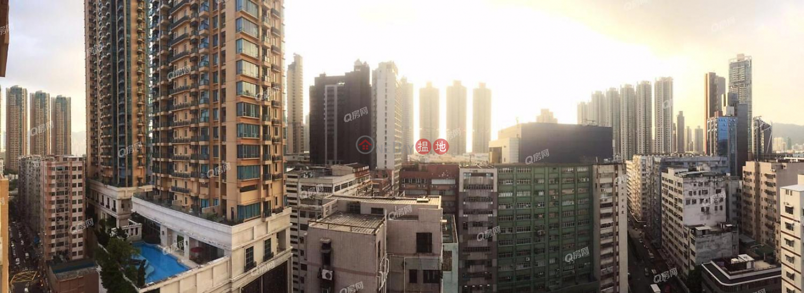 Property Search Hong Kong | OneDay | Residential | Rental Listings, Park Ivy | 1 bedroom Mid Floor Flat for Rent