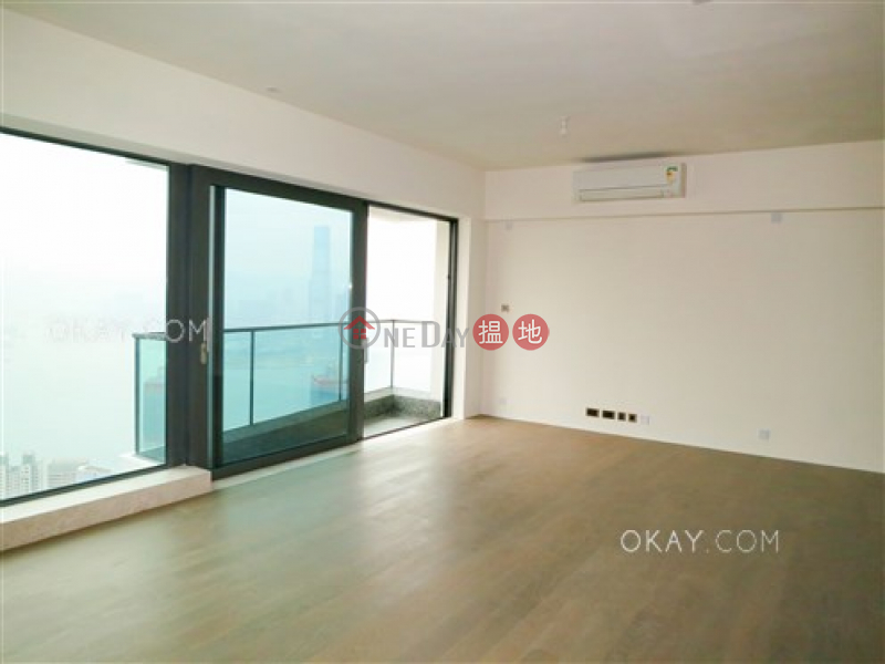 HK$ 72M | Azura Western District, Unique 3 bedroom on high floor with sea views & balcony | For Sale