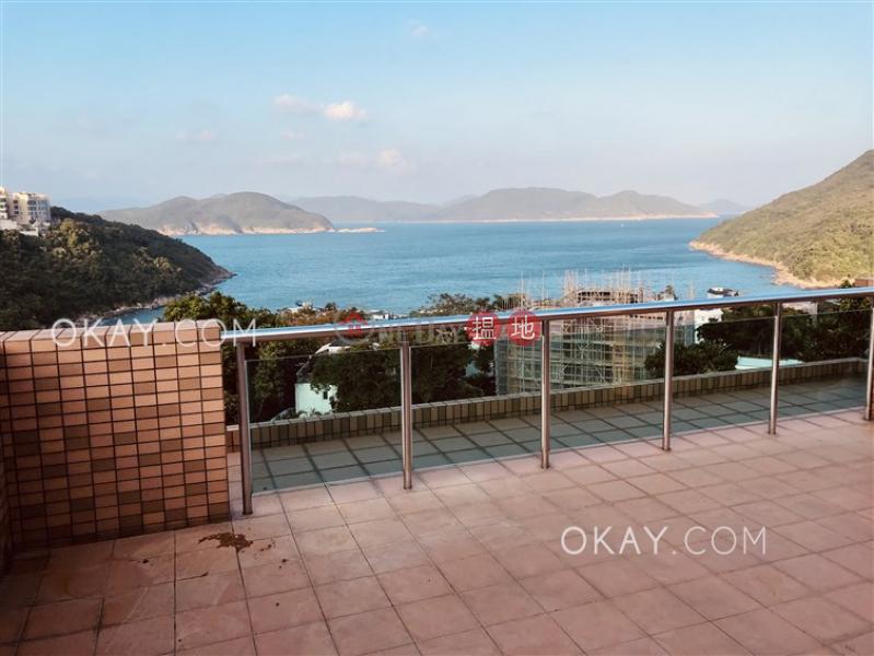 Unique house with sea views, rooftop & terrace | Rental | 48 Sheung Sze Wan Village 相思灣村48號 Rental Listings
