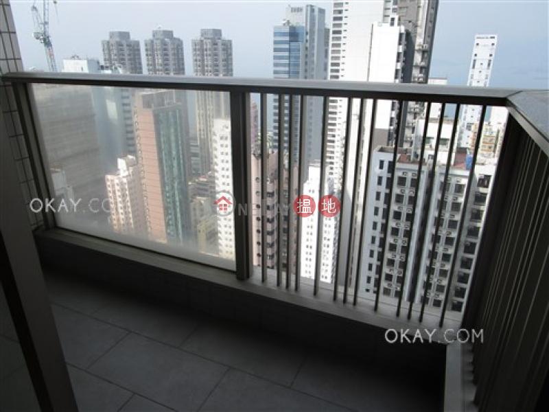 2房1廁,海景,星級會所,連租約發售《縉城峰1座出租單位》8第一街 | 西區香港-出租-HK$ 38,000/ 月